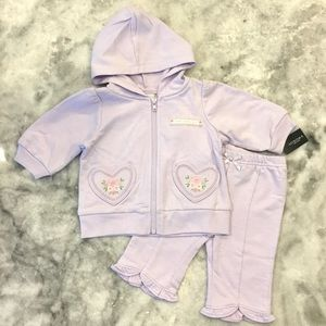 3/$25 New Sonoma Baby 2 Piece Set Jacket and Pants